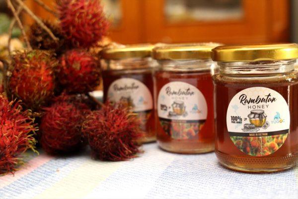 165gランブータン蜂蜜