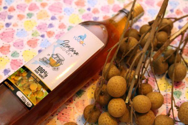 700gリュウガン蜂蜜
