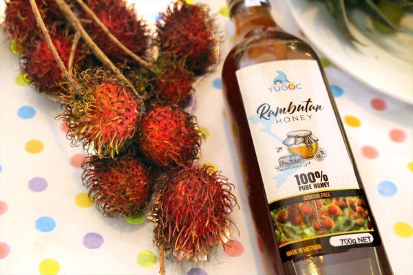 700gランブータン蜂蜜