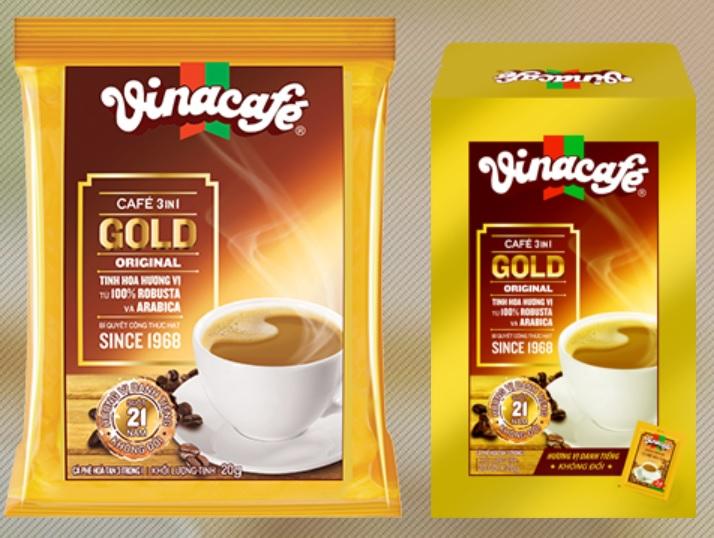 ベトナムのインスタントコーヒー