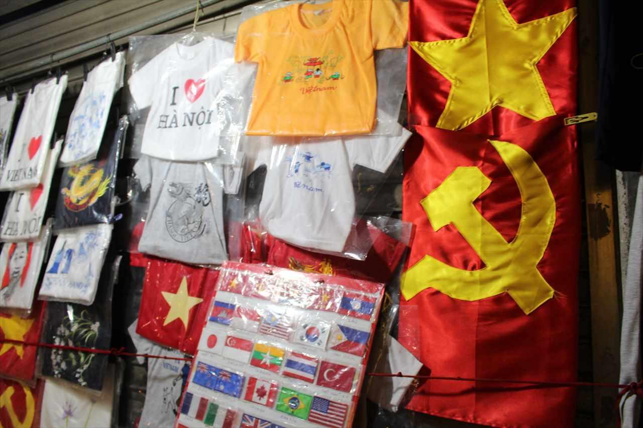 ベトナムTシャツのお店