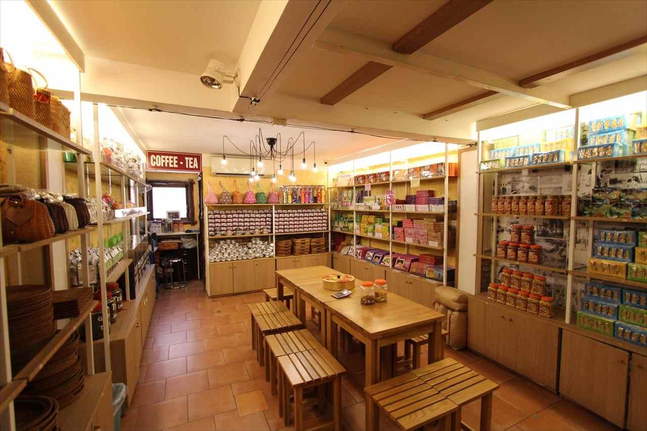 たんぽぽの2階食品売り場