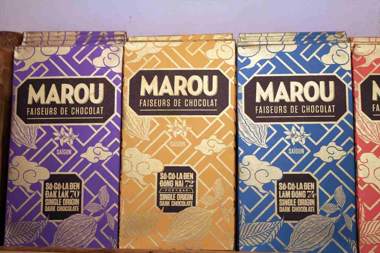 マルゥチョコレート