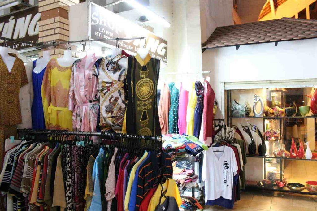 洋服店の写真