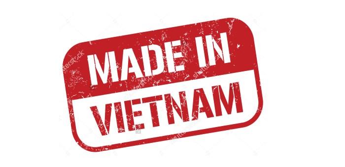 メイドインベトナムの写真