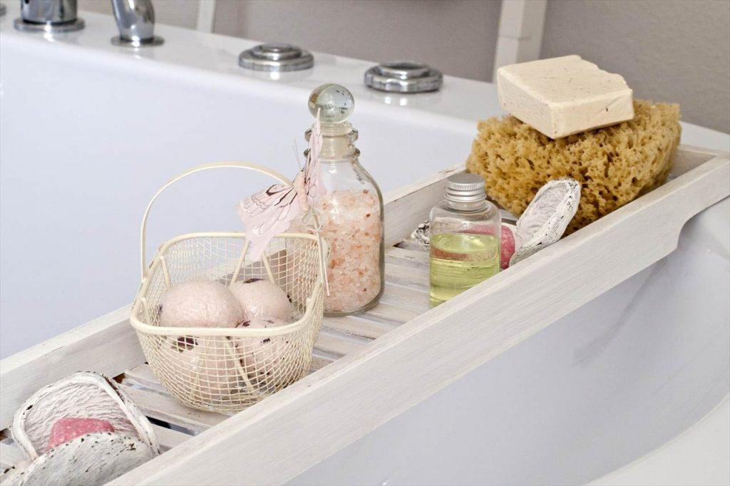 浴用品の写真