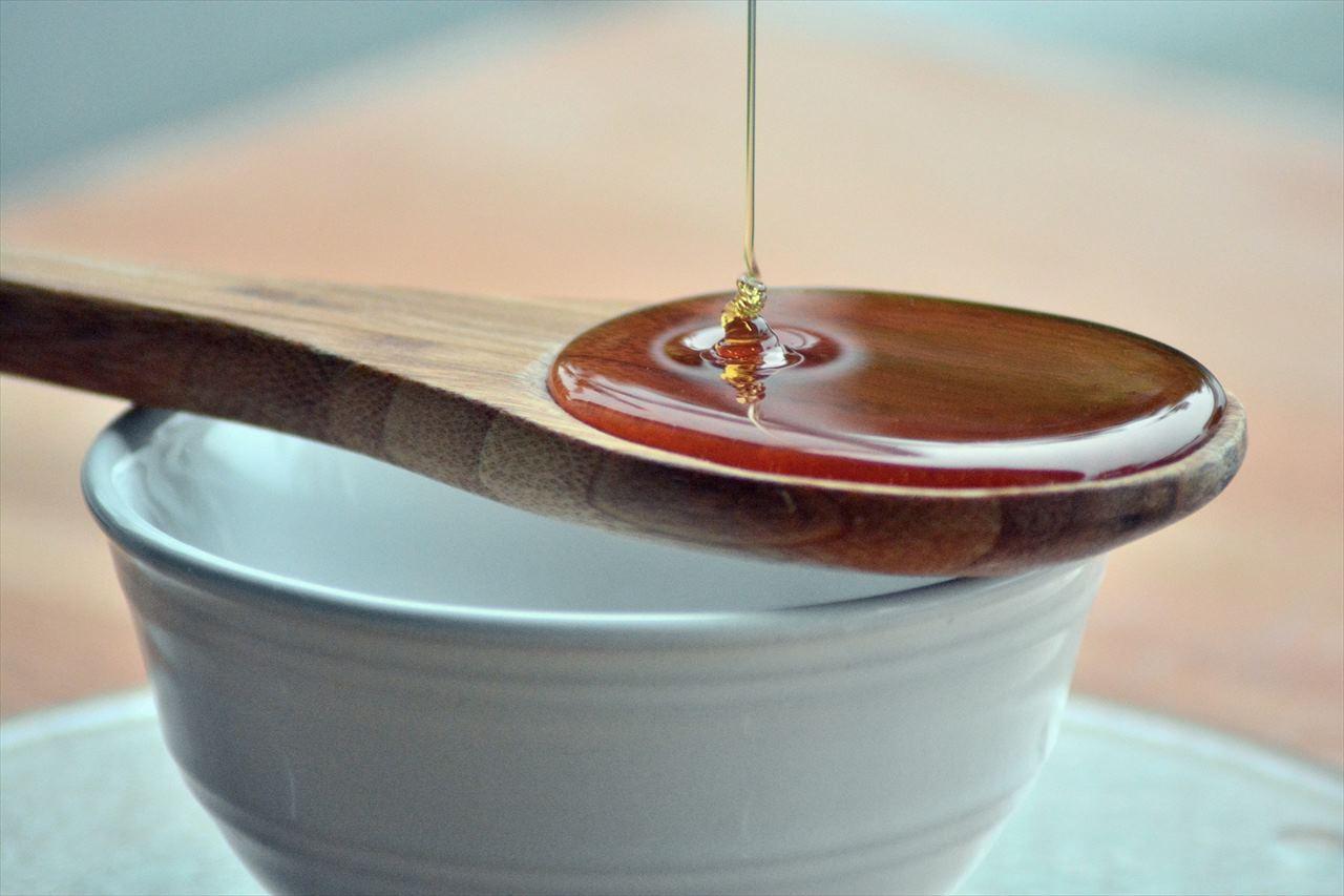 ベトナム産の蜂蜜の写真