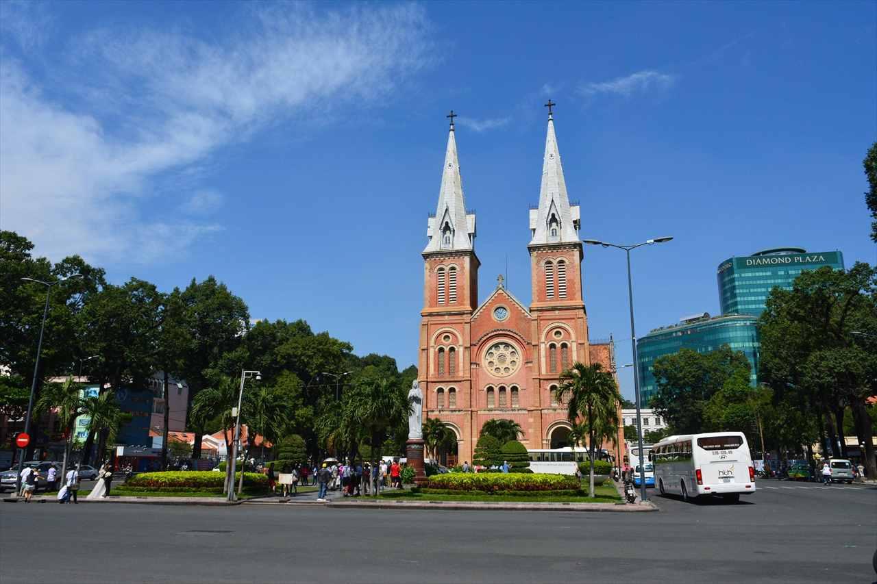 聖母マリア教会の写真