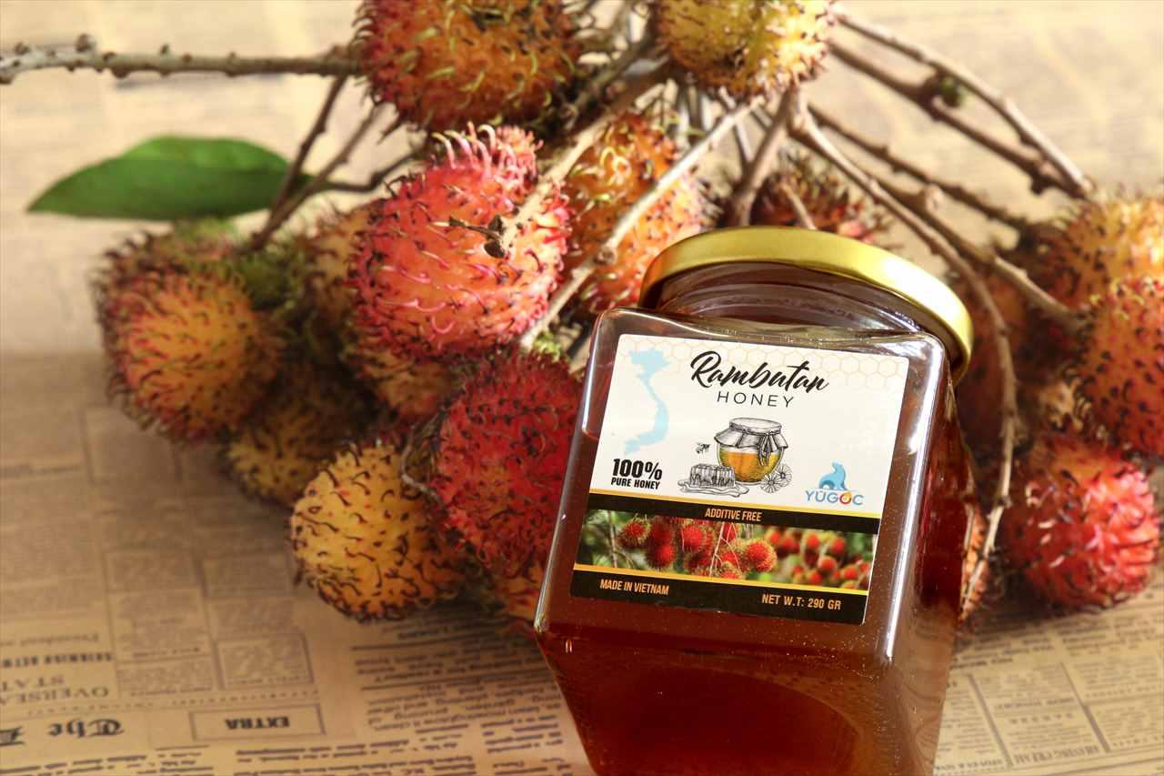 ランブータンの蜂蜜