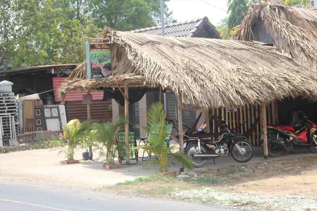 ドンナイ省の家