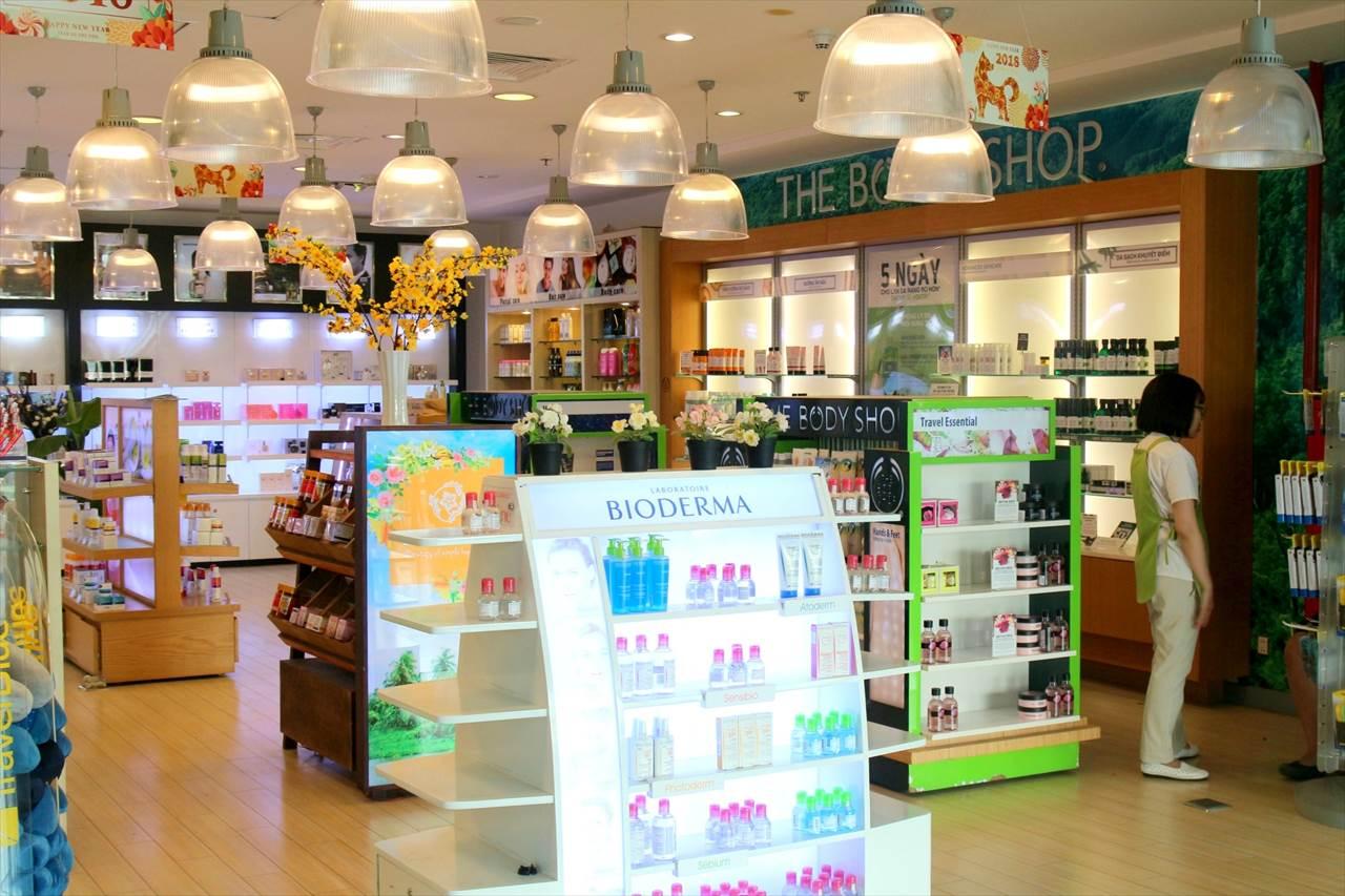 ダナン国際空港の免税店