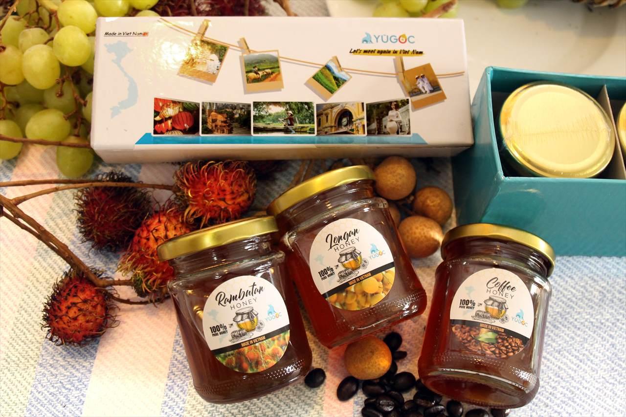 ユーゴックの蜂蜜