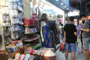 ハノイのお土産を旧市街で買うのはおすすめできない理由