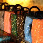 ハノイ市内観光でお洒落バッグをお土産に!