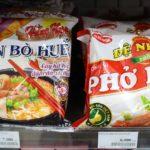 ベトナム旅行のお土産でインスタント麺を買う場合のポイント
