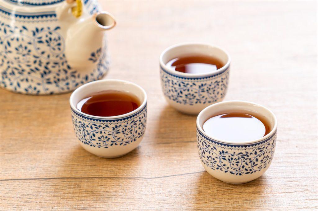 ベトナムのお茶と今