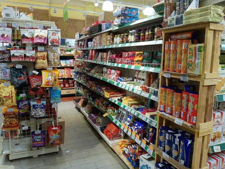 品質のいい食品や雑貨を買える外国人向けスーパーマーケット