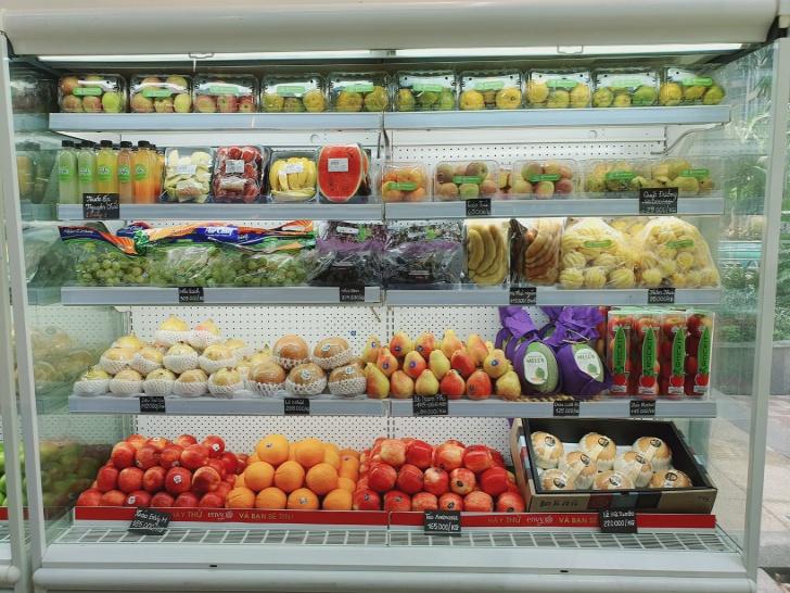 fruit of farm shop