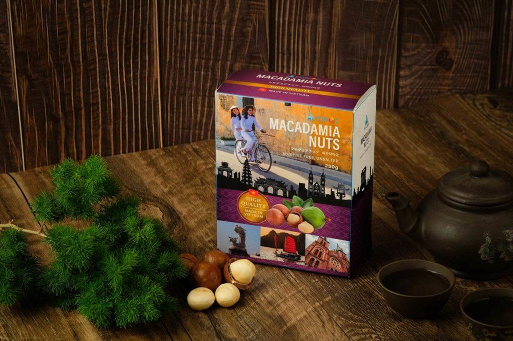4.ナッツの王様「マカダミアナッツ」もおすすめのお菓子土産