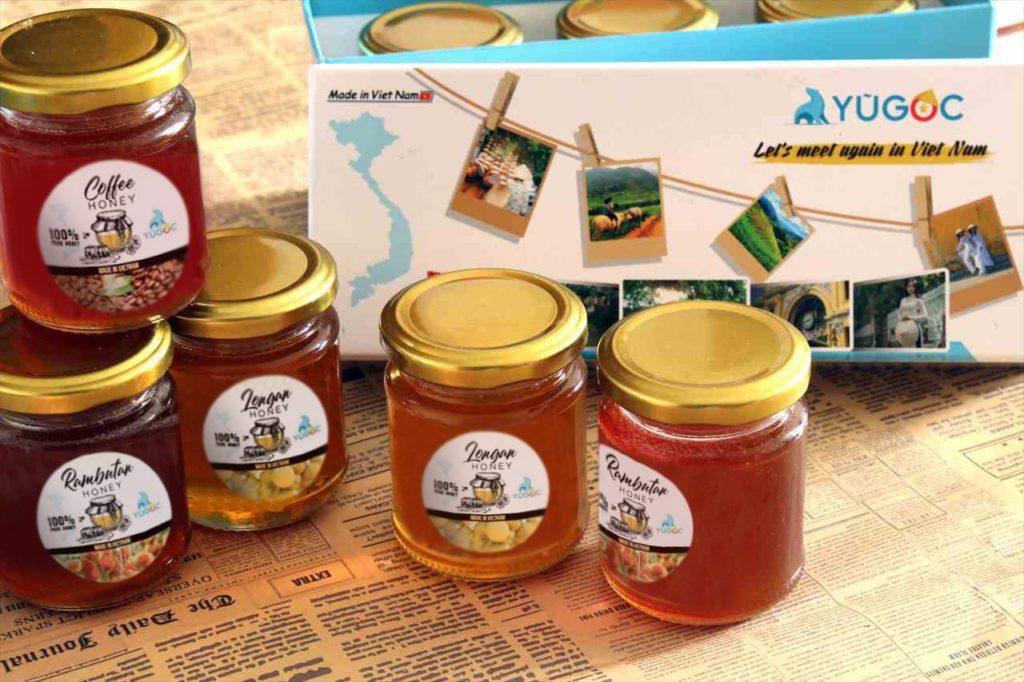 1.ただの蜂蜜じゃない!「非加熱」が売り。絶対おすすめできるお土産