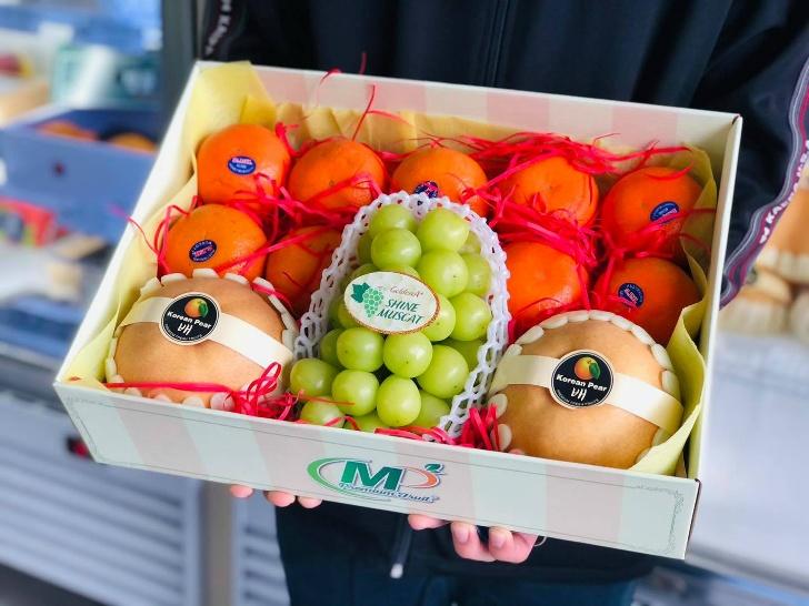 ミンフンフルーツ(Minh Phuong Fruit)の贈答品